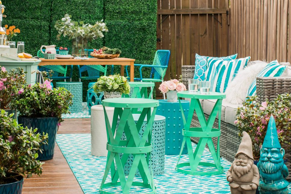 patio decorating ideas photo by: flynnside out productions HELUSYV
