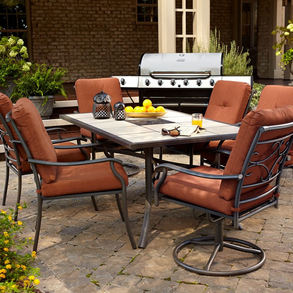 patio furniture design ideas for your backyard patio WOIAPKC