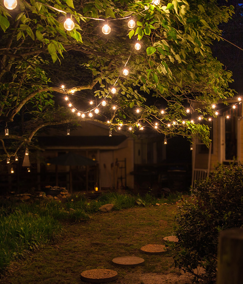 patio lights backyard patio walkway lights GJYTTRQ