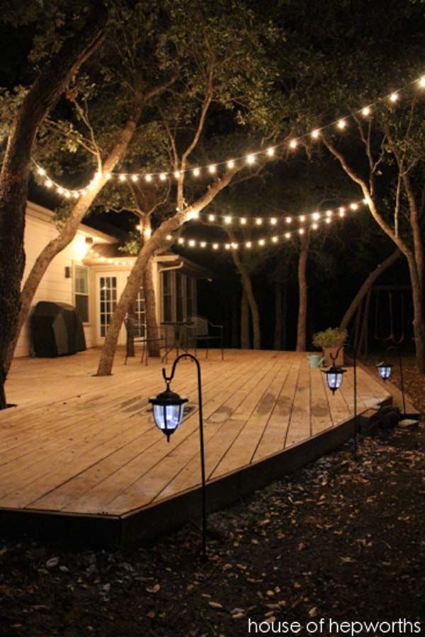 patio lights best 25+ patio lighting ideas on pinterest | garden lighting ideas,  backyard YHCPCPN