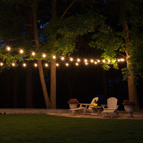 patio lights patio string lights HIXOMEB