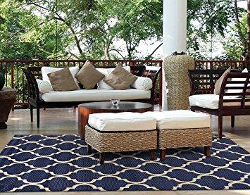 patio rugs brown jordan prime label outdoor furniture rug 5x7 seneca collection blue  sisal NJQJSTA