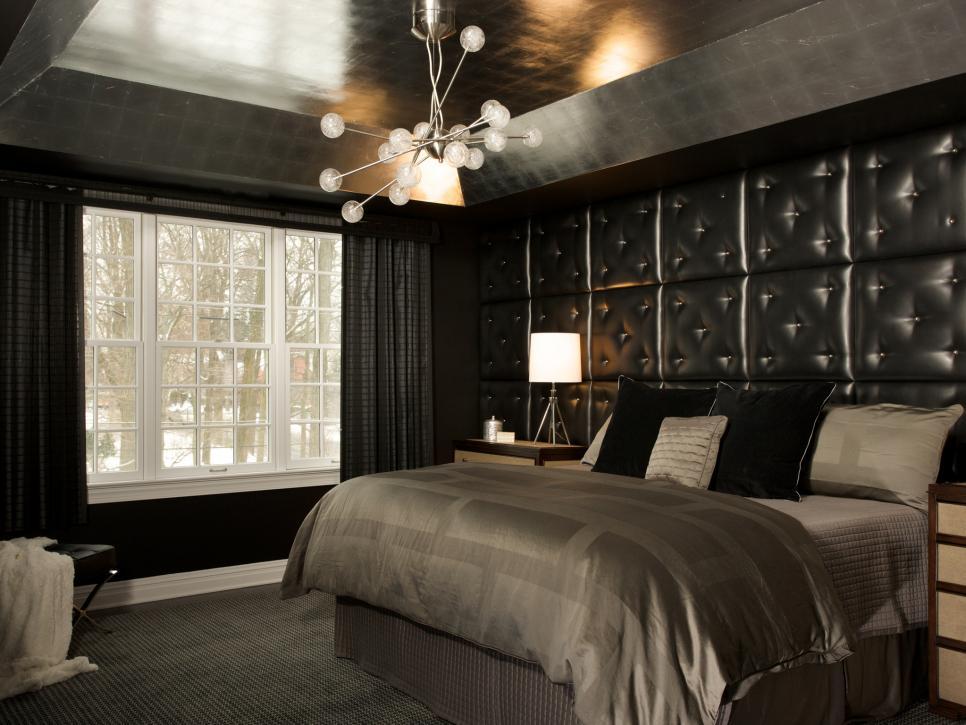 pictures of dreamy bedroom chandeliers | hgtv VCFUMVP