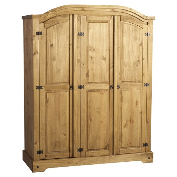 pine wardrobes | wayfair.co.uk JCLXIHV