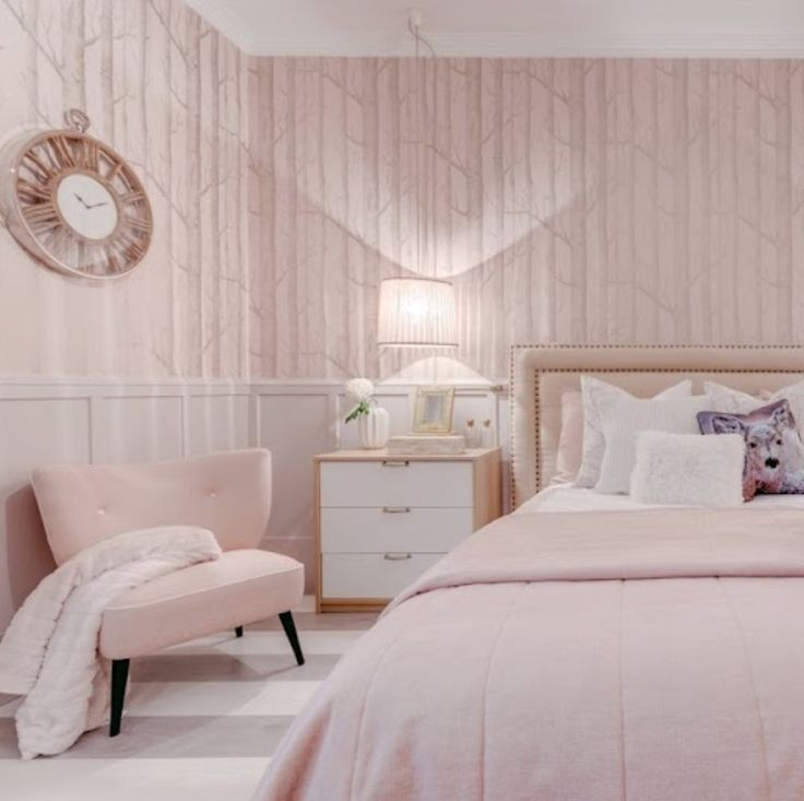 pink bedroom 501 best pink bedrooms for grown-ups images on pinterest | pink bedrooms, HVPXTDZ