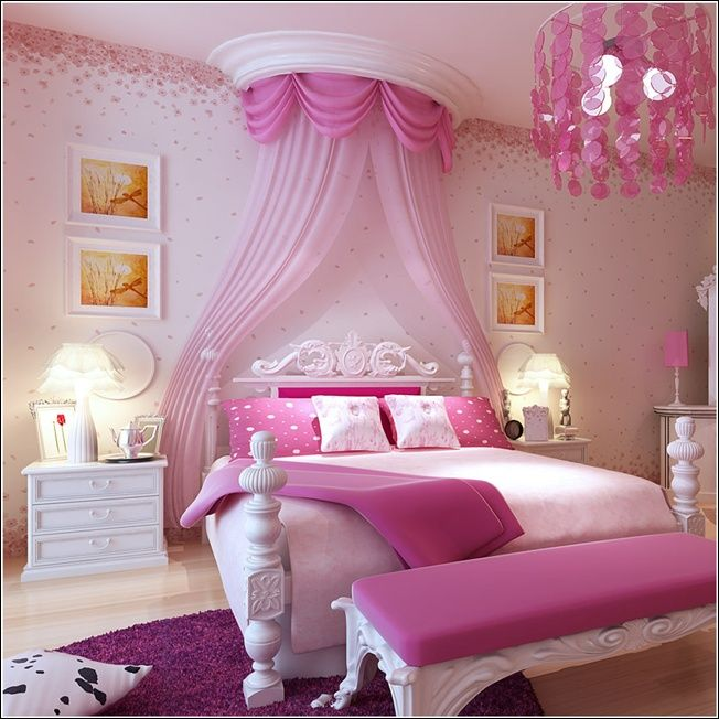 pink bedroom wonderful classic young girl bedroom decorating ideas - interior design -  do CRWGXXQ