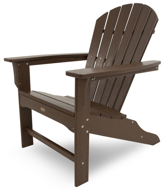 plastic adirondack chairs best durable plastic adirondack chair: trex outdoor furniture adirondack  chair VZPSPLX