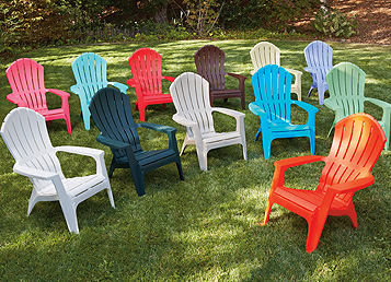 plastic adirondack chairs realcomfort ergonomic adirondack chairs -11 colors JQBXNVM
