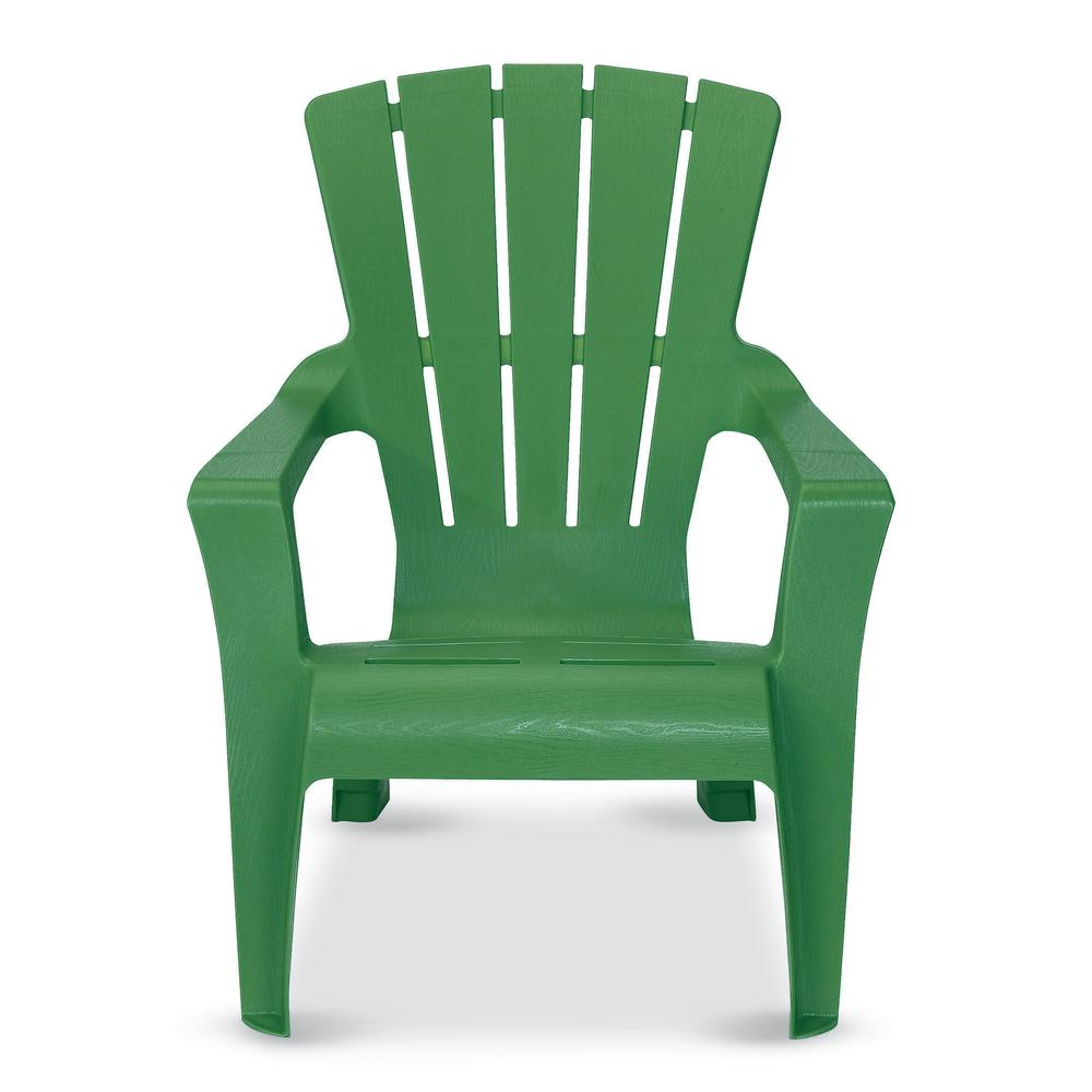 plastic adirondack chairs us leisure fern plastic adirondack chair TGTRMCA