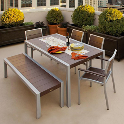 plastic patio furniture plastic patio dining furniture LRIFVME