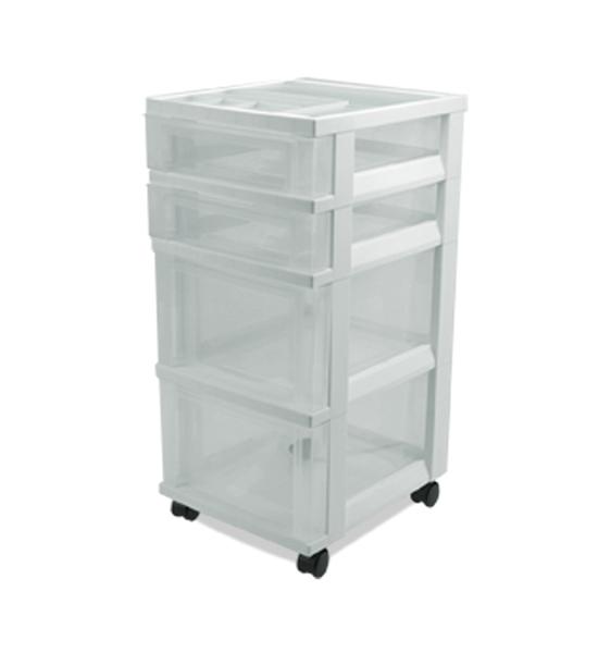 plastic storage drawers plastic storage chest with 4 drawers image ZFXEPIV