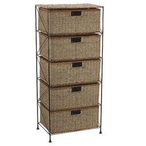 plastic storage drawers youu0027ll love | wayfair FROBXNU
