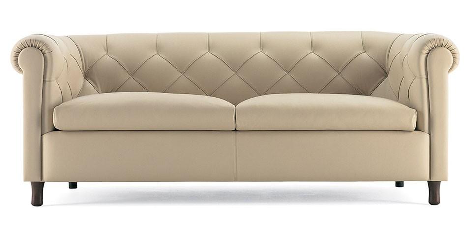 poltrona frau arcadia two seater sofa - large TCCVWVB