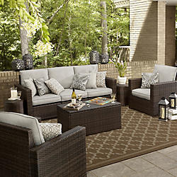 porch furniture casual seating sets SURSFEY