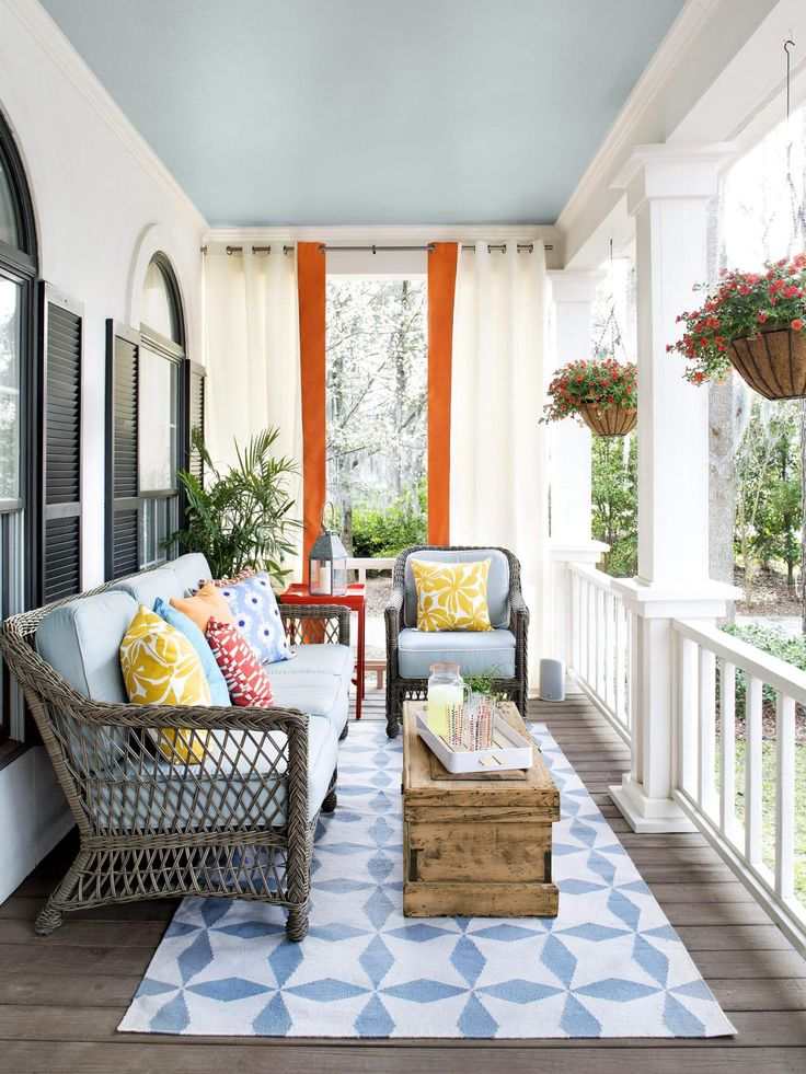 porch furniture how to perk up your porch FYSDQLC
