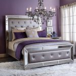 Purple Bedroom Brings calmness and Love to Your Temper