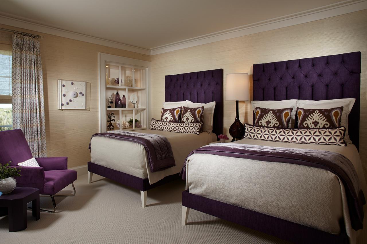 purple bedrooms ideas WWDWOQT