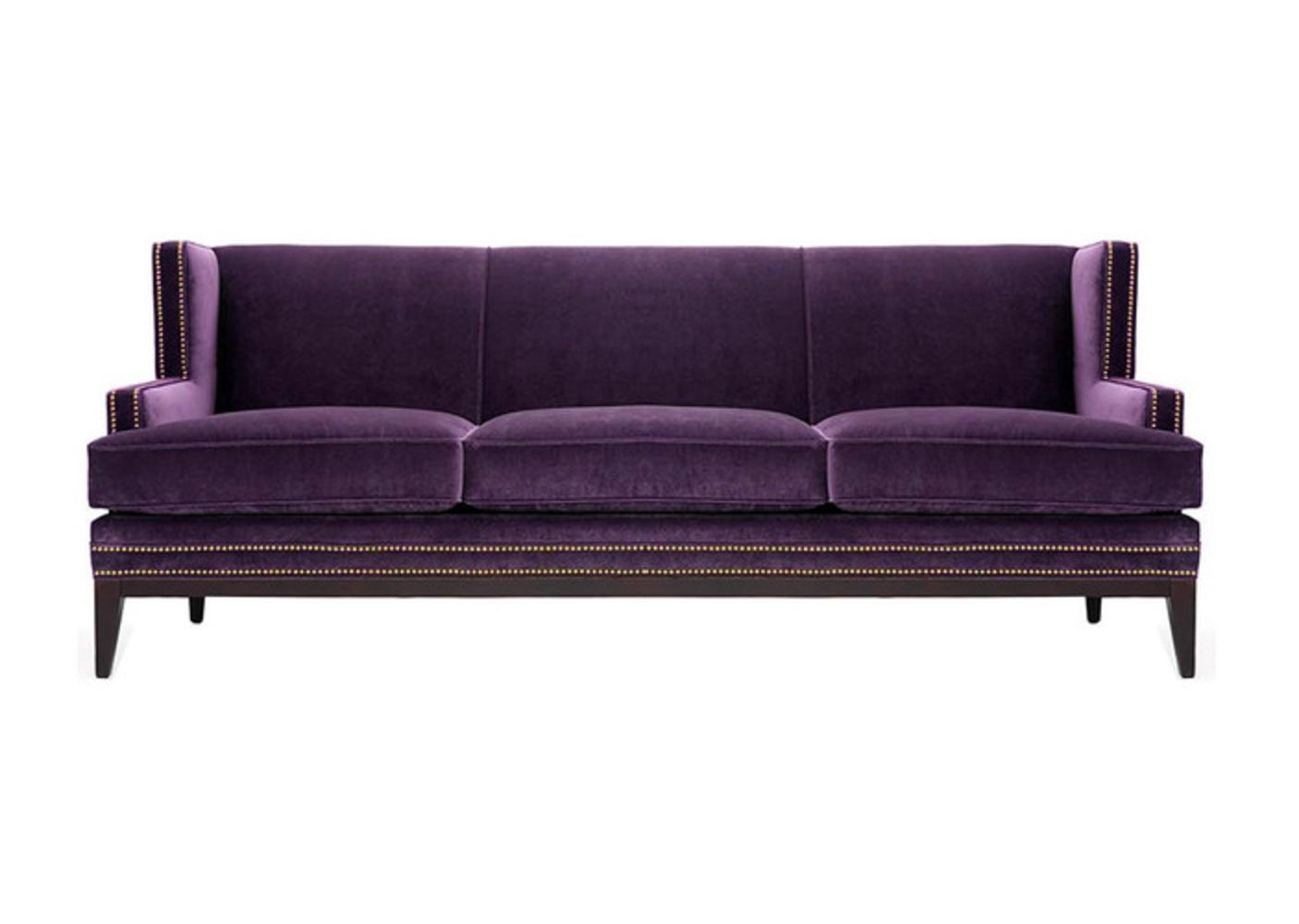 purple sofa 20 best purple sofas - purple furniture EZHCYPK