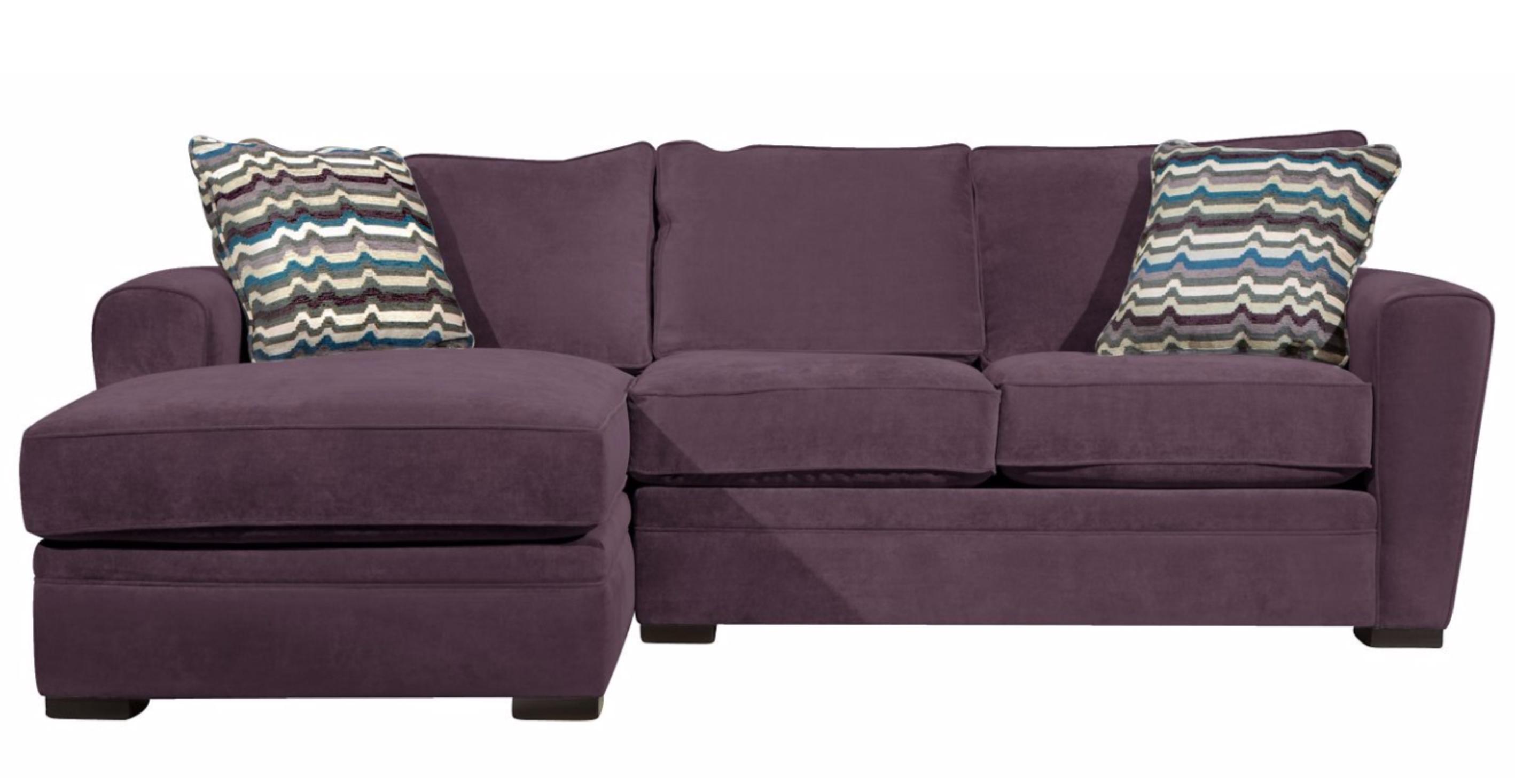 purple sofa 20 best purple sofas - purple furniture QRMXIBC