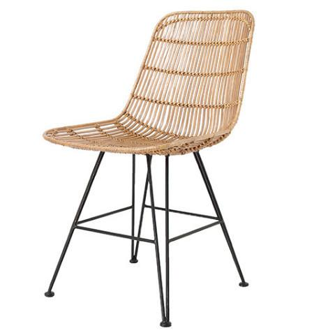rattan dining chairs rattan dining chair natural YQSIBPV