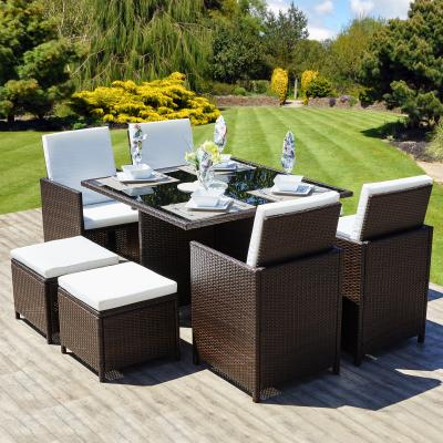 rattan outdoor furniture rattan cube set and furniture - the rattan garden furniture blog DQTVWLE