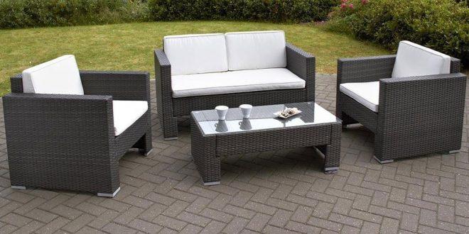 rattan outdoor furniture rattan garden sofa sets for classy garden - carehomedecor FEWFUWC