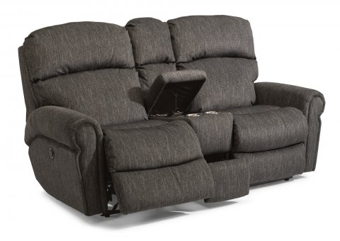reclining chairs fabric power reclining loveseat with console SJFIDHA