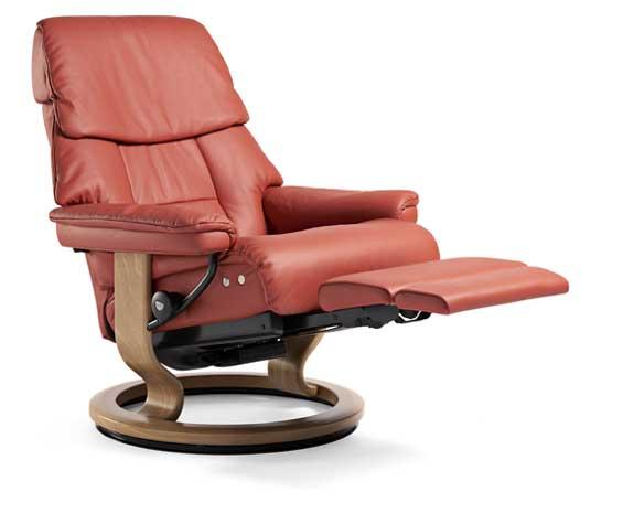 reclining chairs stressless ruby classic legcomfort SSHJMOE
