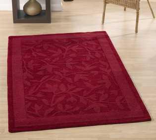 red rugs, including burgundy u0026 maroon | modern rugs VEEZRGD
