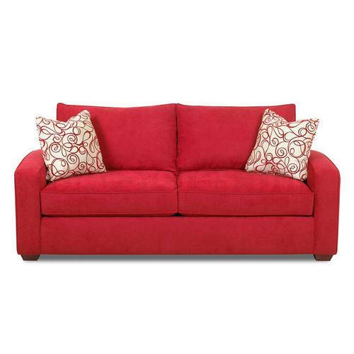 red sofa set REAJYFX
