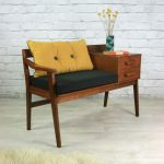 Trendy  retro furnitures of old decades