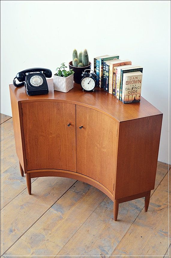 retro furniture sold sold sold mid century teak corner unit sideboard curved plasma tv MXRIJSL