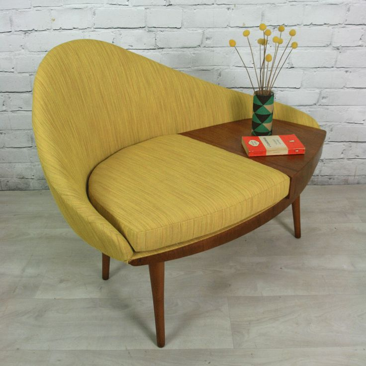 retro furniture vintage 1960s telephone seat | telephone, 1960s and mustard JRDLOAM