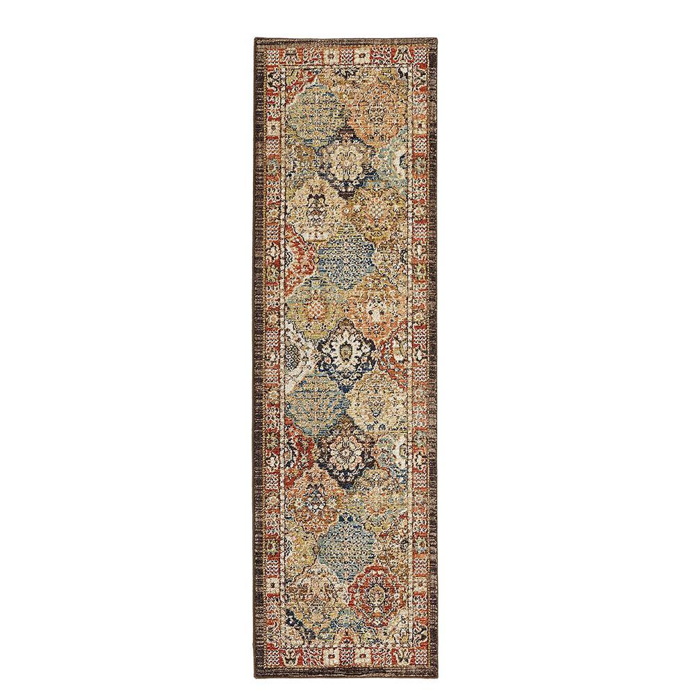 runner rug patchwork ... VPSYPAH