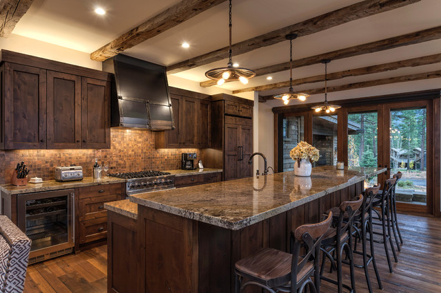 rustic kitchen lot 326, martis camp rustic-kitchen BOYNPCM