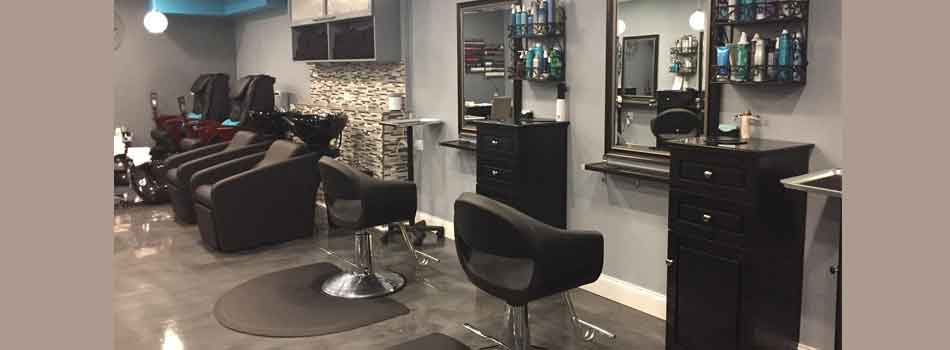 How to choose right salon furniture for a parlor for Modern salon furniture packages