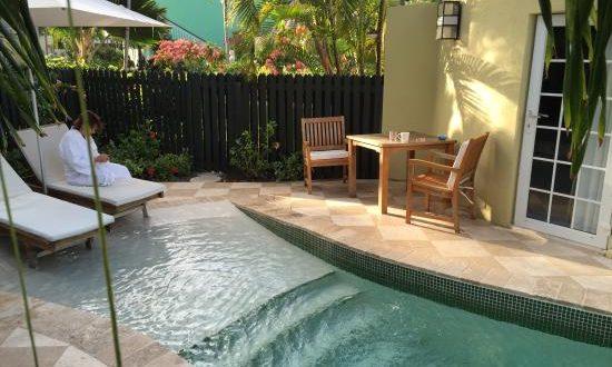 sandals grande antigua resort u0026 spa: private plunge pool OLDSQDE