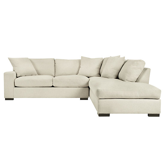 sectional couch del mar daybed sectional - 2 pc ZOFNPDJ