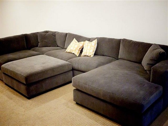 sectional couch extra large sectional sofas with chaise HENIXWN