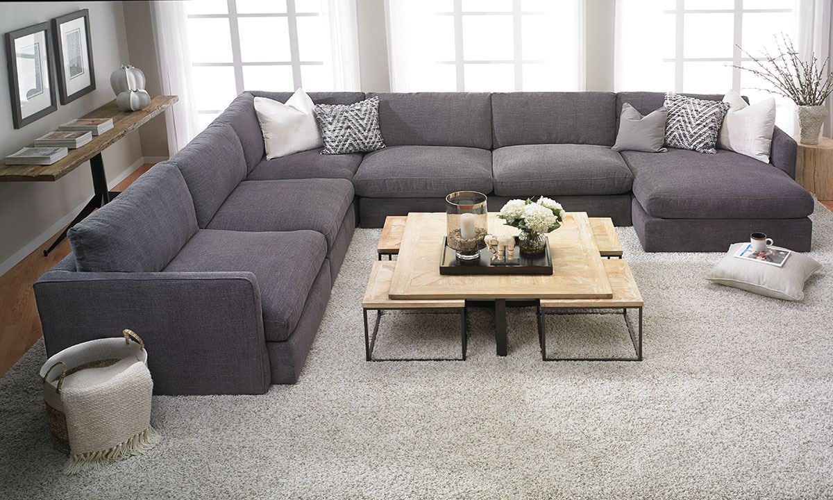 sectional furniture picture of lincoln park 5-pc sectional sofa PJOAMWX