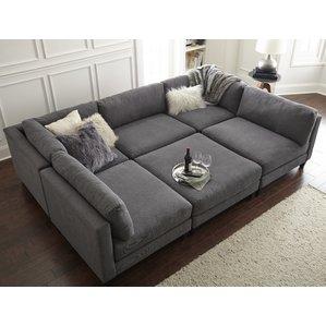 sectional sofas chelsea modular sectional DFYOIYA
