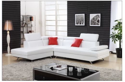 seriena 3 piece sectional sofa, white sectional sofa, leather sectionals,  chaise lounge, WUTDHIW