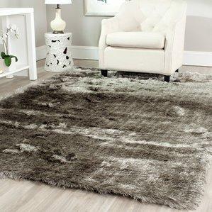 shag area rugs carlotta silver shag area rug WLBMPFR