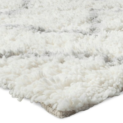 shag area rugs chevron shag area rug - pillowfort™ SNHIFCP