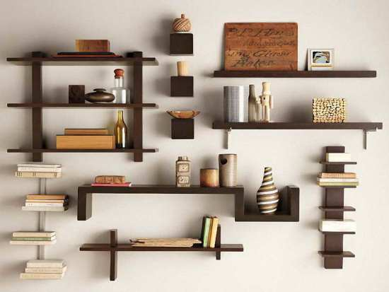 shelving ideas diy wall shelf ideas HRIKVFK