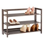 A very much outfitted home is inadequate without a shoe rack.