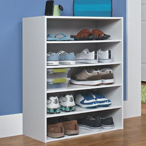 shoe racks youu0027ll love | wayfair EMQFBYG