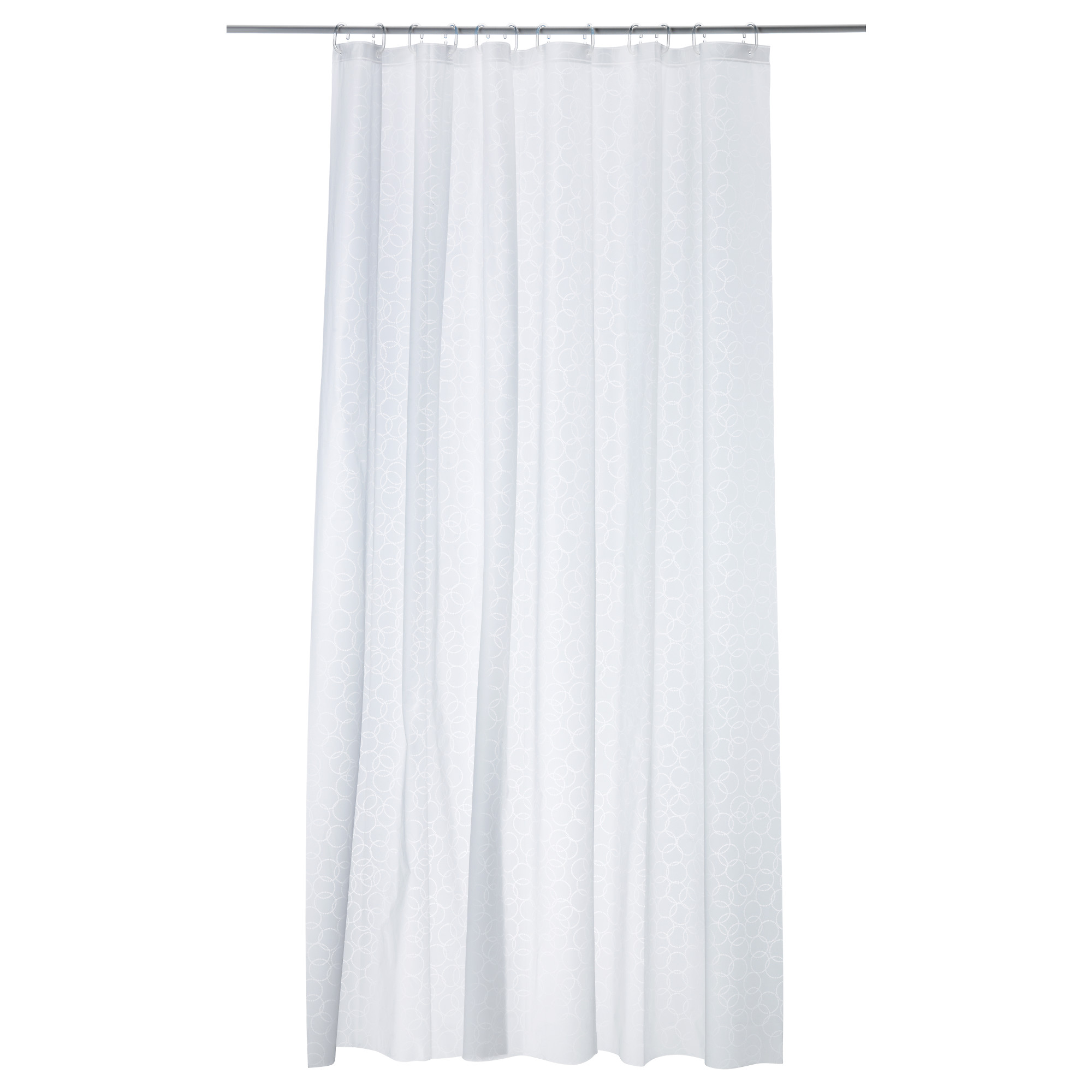 shower trendy white stripe long dot ruffle fabric walmart curtain frilly striped gopelling bathroom extra curtains black polka net se masculine sizes and seashell
