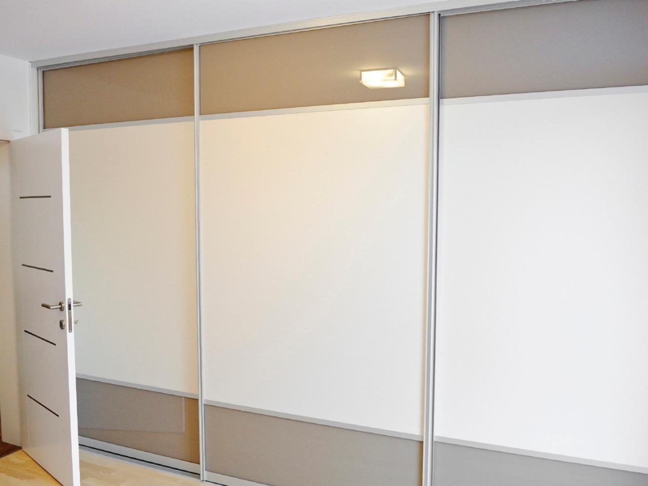 sliding closet doors: design ideas and options JLBXSFV