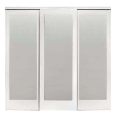 sliding closet doors mir-mel espresso mirror matching trim solid mdf interior sliding door HTGIUFM